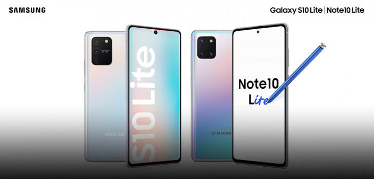 Galaxy S10 Lite, Note10 Lite and A71 4G now get One UI 3.1