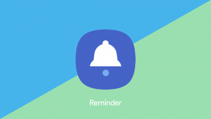 Samsung Reminder Home Screen Widget Getting More Useful (Download APK)