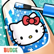 Hello Kitty Nail Salon, best girls games for Android