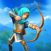 Tiny Archers, archery games for Android