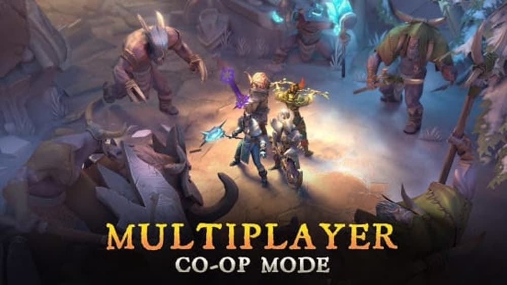 Dungeon Hunter 5 – Action RPG, Android Tablet games